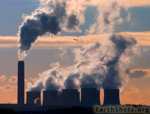 Earthshots pollution photo